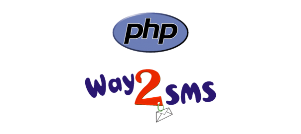 way2sms code in php